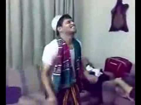 Pathan Funny dancing at Rose tayler's birthday party after match