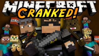 Minecraft Mini-Game : CRANKED!