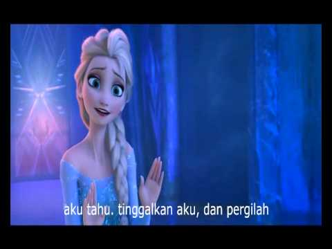 Disney FROZEN For The First Time In Forever (Reprise) in Bahasa Indonesia [min chan]