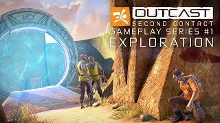 Outcast: Second Contact - Gameplay Series #1: Exploration