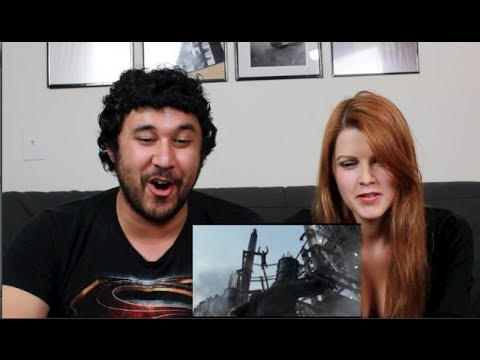 DAWN OF THE PLANET OF THE APES TRAILER #2 REACTION!!!