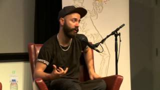 Woodkid (2014-06-26) - Press Conference (French only)