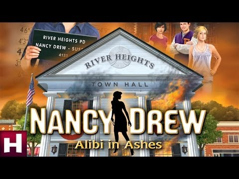 Nancy Drew: Alibi in Ashes - Trailer