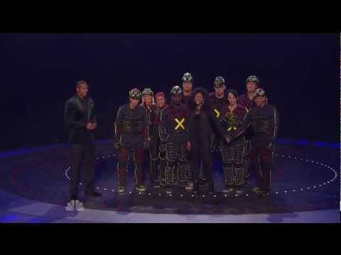 Team iLuminate Top 48 - America's Got Talent 2011