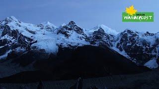 [Outstanding view from Goecha La] Video