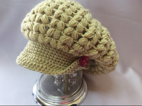 Móc mũ phần 1 Crochet hat part 1