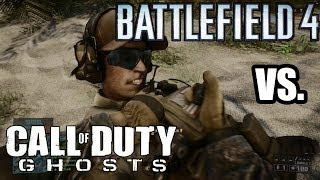 COD GHOSTS Vs BATTLEFIELD 4 By Whiteboy7thst