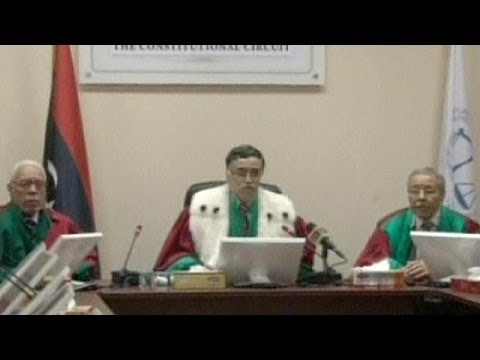Libya court rules that PM's election was invalid