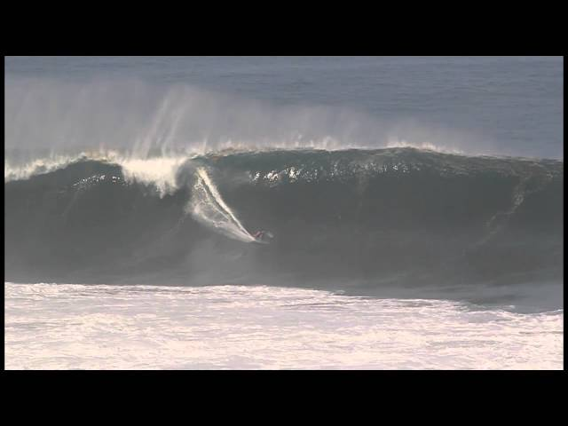 Greg Long at Puerto Escondido • 2014 Ride of the Year Award Nominee • Billabong XXL Big Wave Awards