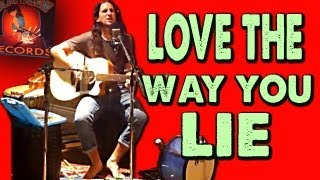 Love The Way You Lie - [Walk off the Earth] Eminem Cover view on youtube.com tube online.