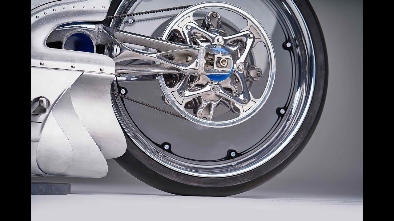 富勒摩托的未来派2029年定制摩托车-第1部分|概念