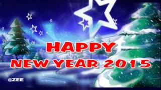 Happy New Year 2015 Free Animation Wishes For Holidays