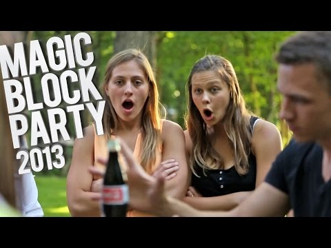 MAGIC Block Party - All new for 2013
