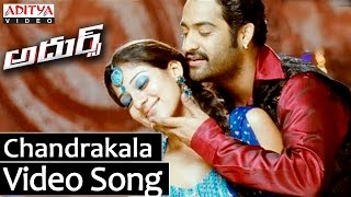 Adhurs Movie Chandrakala Video Song Jr.NTR, Nayanatara