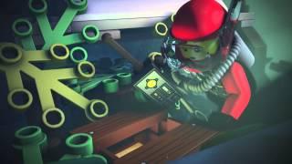 Lego City - Hĺbkový prieskum