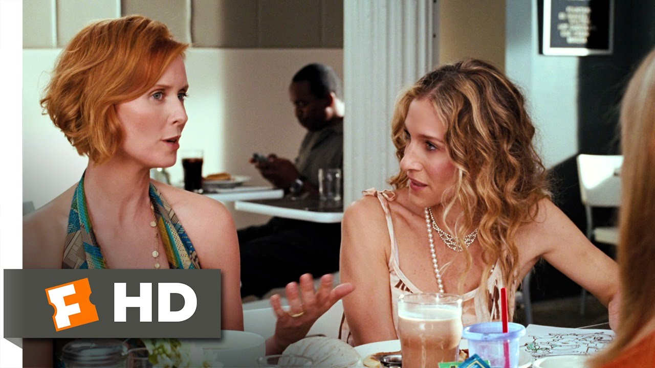 sex and the city 26 movie clip colorful girl talk