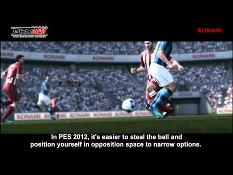 Pro Evolution Soccer 2012 — официально