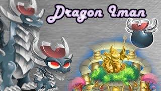SANTUARIO DE CRIA : Como Sacar Al Dragon Iman De Dragon City