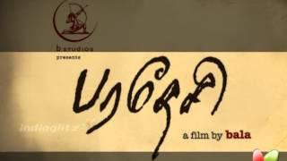 director bala's paradesi first look shooting