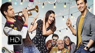 kapoor and sons movie first look, Sidharth malhotra, Alia Bhatt, Fawad Khan