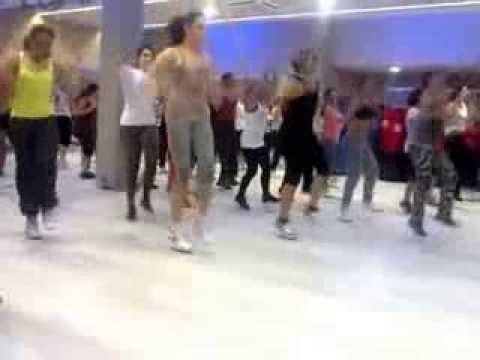 Zalele Zumba Fitness con Giulia Zin