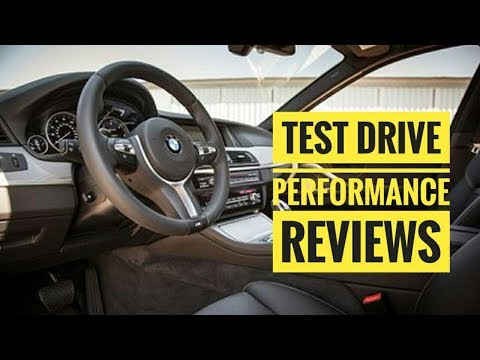 Look 2014 BMW 535d Diesel Performance Review