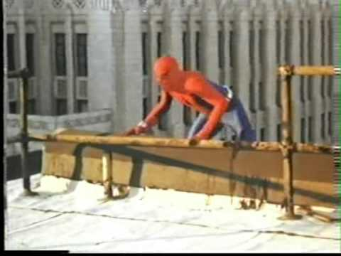 Spiderman Strikes Back 1977 tv movie part 1