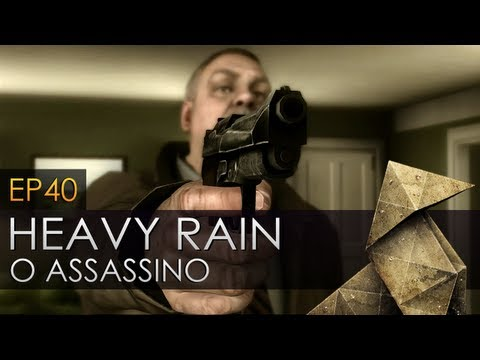 Heavy Rain - O Assassino - Ep.40