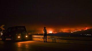 62 قتيلا في حريق هائل وسط البرتغال والحكومة تعلن الحداد ثلاثة أيام