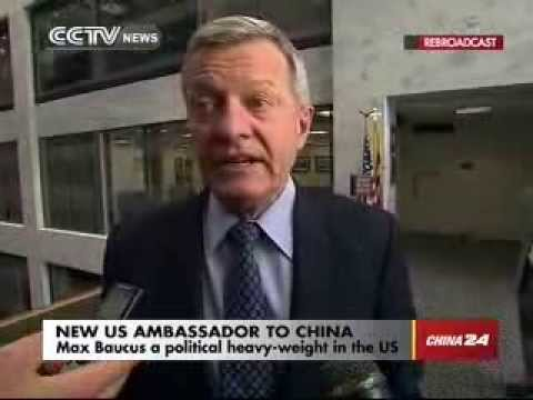 Obama to nominate Sen. Max Baucus as ambassador to China