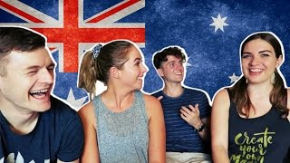 TRYING TO GUESS AUSSIE SLANG WORDS 🇦🇺 Australian Slang Words