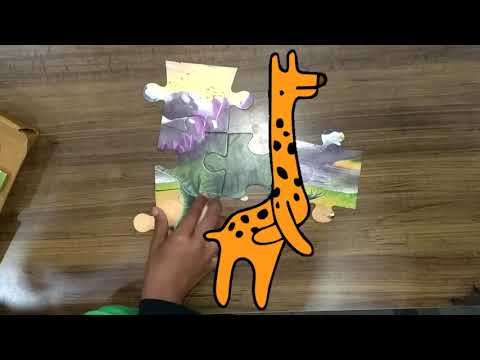 Khushi Kids Puzzle Video | Kids Fun Videos | Puzzle For Kids
