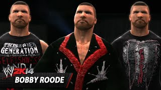 WWE 2K14 Community Showcase: Bobby Roode (PlayStation 3