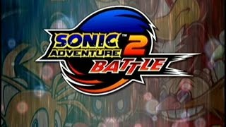 Gamecube Longplay [001] Sonic Adventure 2 Battle (Part 1