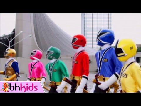 Siêu Nhân Thần Kiếm - Tập 23+24 Full HD : Tà Đạo Hoành Hành
