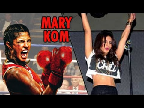 Is Priyanka Chopra's Mary Kom POSTER PhotoShopped?