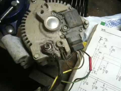 Alternator additionally Blower High Speed Only likewise Watch furthermore Big 3 Wiring Diagram together with Watch. on wiring alternator diagram