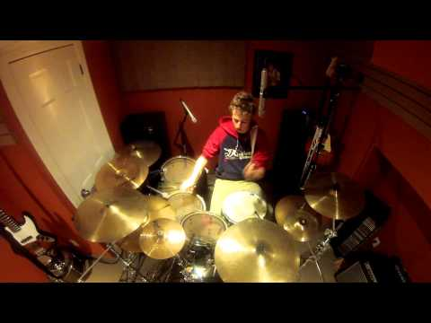King for a Day by Pierce the Veil - Drum Cover (Studio Quality)