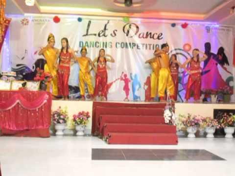 ALIBABA LAGUNA HK DANCING