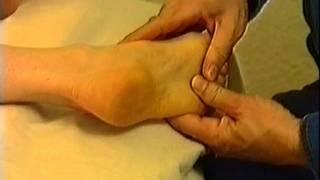 Rolfing-Behandlung