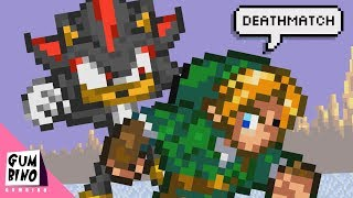 Shadow vs Link - Death match