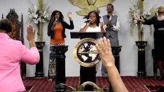 Praise,Worship & Praise Break HD