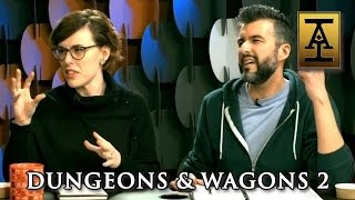 "Dungeons and Wagons, Part 2 - S1 E5 - Acquisitions Inc: The ""C"" Team"