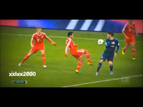 Thiago Alcântara Skills and Goals 2013/14 HD