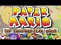 Retro Wednesday Paper Mario The Thousand Year Door So our Journey Begins