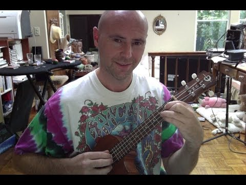 Original ukulele song #2