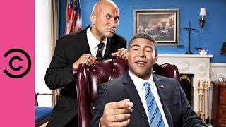 Best Obama Moments ft.Obama's Anger Translator Luther| Key and Peele