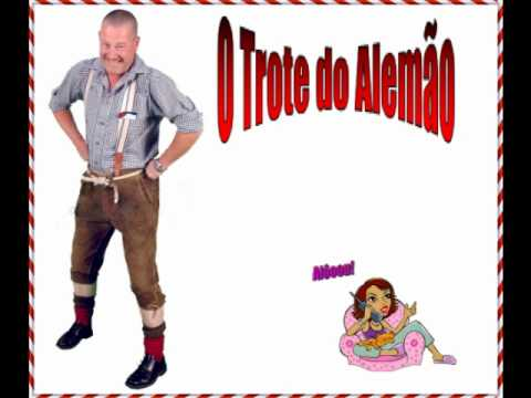 O Trote do Alemão.wmv