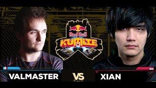 Red Bull Kumite 2016 : Xian vs. Valmaster - Losers Round 1