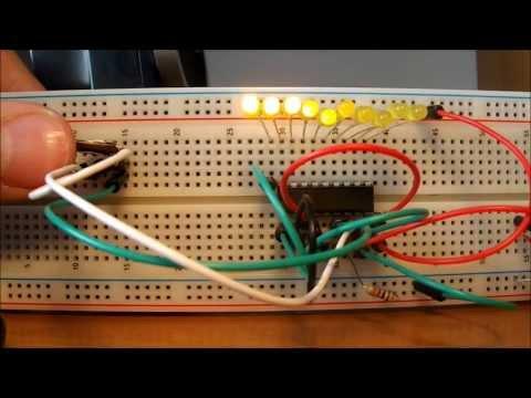 Jak zrobić migające diody w rytm muzyki (wskaźnik wysterowania)